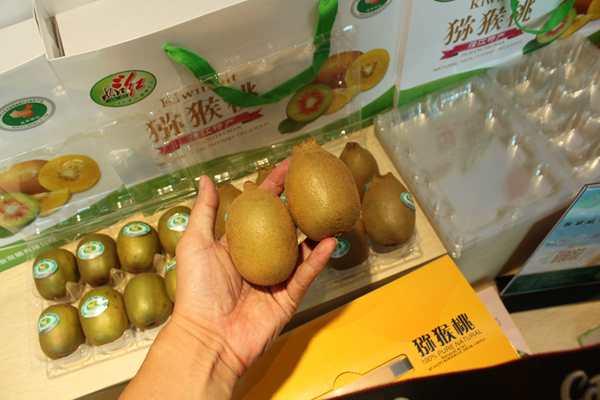 统一检测确保新西兰佳沛阳光金果g3猕猴桃的独特品质和质量安全