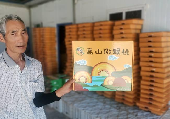 阳光金果G3猕猴桃独特的品质和口感